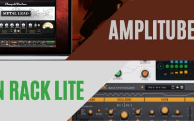 Okazje VST na początek lipca: Amplitube Metal i Reason Rack Lite!